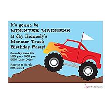 Truck Rally Invitation