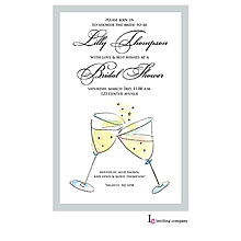 Toasting Invitation