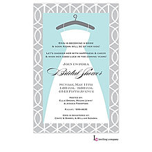 Trellis Dress Invitation