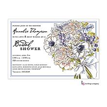 Lush Bouquet Invitation