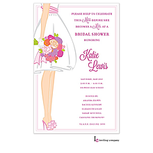 Summer Bride Invitation