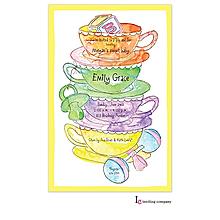 Sip & See Tea Invitation