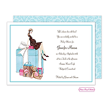 Baby Box Invitation