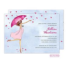 Baby Love Shower Invitation
