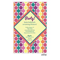 : Groovy Invitation