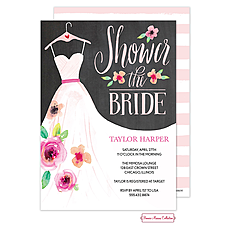 Blushing Bride Invitation -