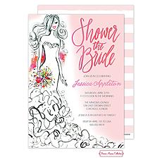 : Whimsical Wedding Invitation