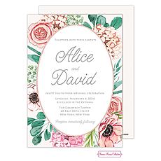 : Blossom Bliss Invitation