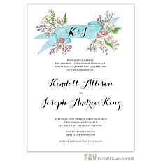: Spring Banner Invitation
