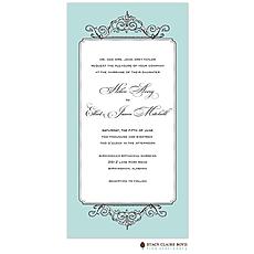 : Elegant Affair Invitation