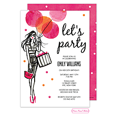 Gorgeous Gifting Invitation -