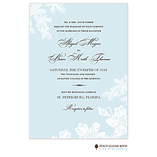 : Tropical Garden Invitation