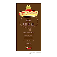 Fiesta Invitation -