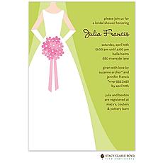 Bride To Be Invitation -