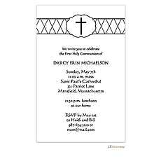 Cross invitation -
