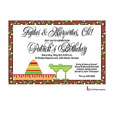 : Fiesta Party Invitation