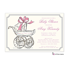 Her Carriage Invitation -
