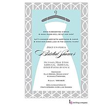 : Trellis Dress Invitation