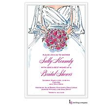 Fine Bride Invitation -
