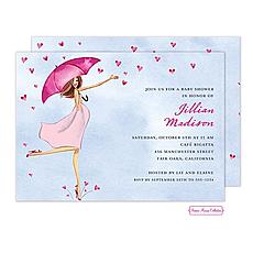 Baby Love Shower Invitation -