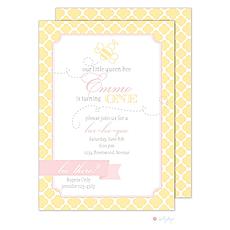 : Emme Bee Invitation