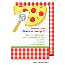: Mama Mia Party Invitation