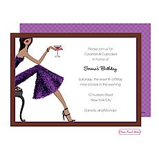 : Cocktail Chic Invitation